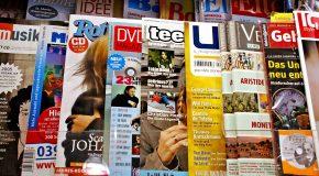 Consultation des revues en PDF et envoi des ouvrages