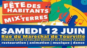 Retour sur la Fête des habitants Mix'Terre du Samedi 12 juin à Blois